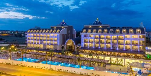 Side Mary Palace Resort & Spa - All Inclusive tatil