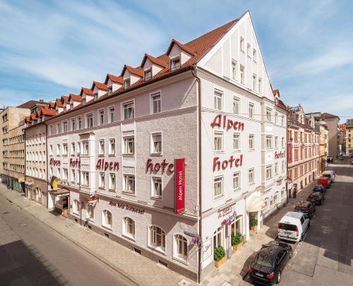 Alpen Hotel München impression
