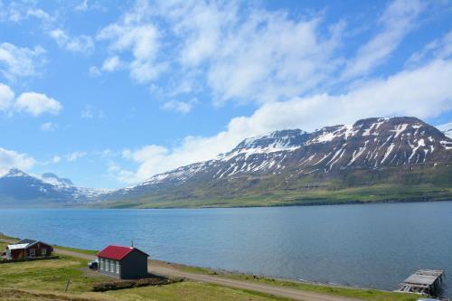 . Sæberg, Nature & Design in Seydisfjordur