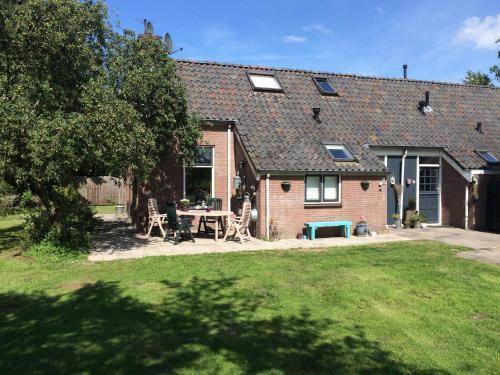 Apartment Zus en Zo, Ferienwohnung in Uffelte bei Giethoorn