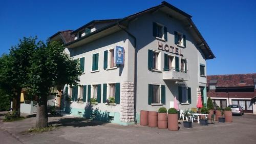 . Hotel de la Gare, Vendlincourt
