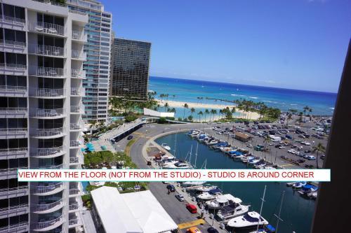 Waikiki Studio At Ilikai Marina - Honolulu, HI 96815