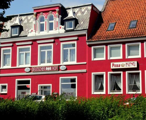 . Hotel Deutscher Hof