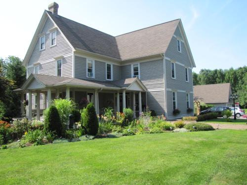 In Wolfville Luxury Bed And Breakfast