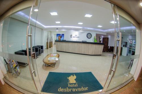 Foto de Hotel Desbravador