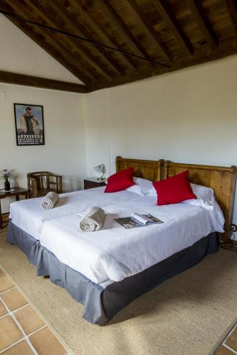 Standard Double or Twin Room Hotel Cortijo del Marqués 4