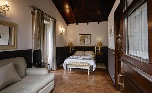 Doppel- oder Zweibettzimmer - Einzelnutzung Hotel Rustico Lugar Do Cotariño 62
