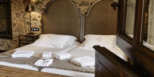 Doppel- oder Zweibettzimmer - Einzelnutzung Hotel Rustico Lugar Do Cotariño 60