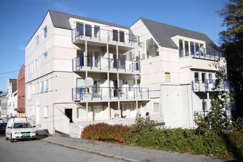 . Parken Terrasse Apartment Hotel