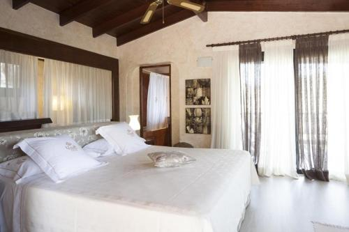 Suite with Sea View Hotel Rural Cas Pla 14