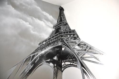 Beatrice et Emmanuel Meublé Eiffel - Hôtel - Paris