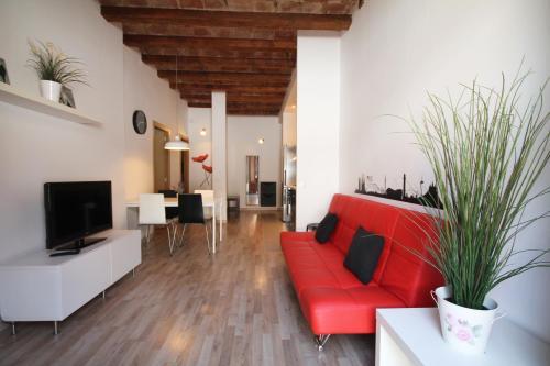 Plaza España - Fira Apartment photo 8
