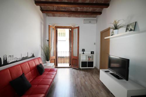Plaza España - Fira Apartment impression