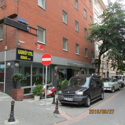 Istanbul Kadikoy Otel fiyat