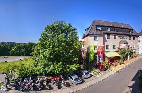 . Rebgarten Hotel Adler