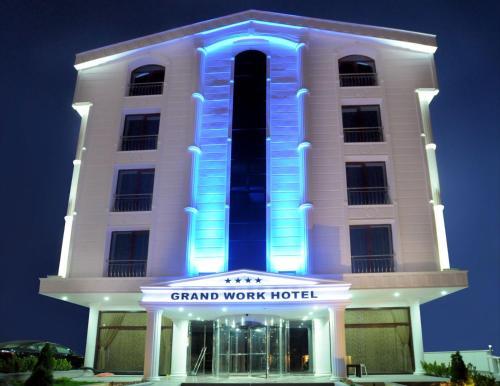 Ankara Grand Work Hotel & SPA ulaşım