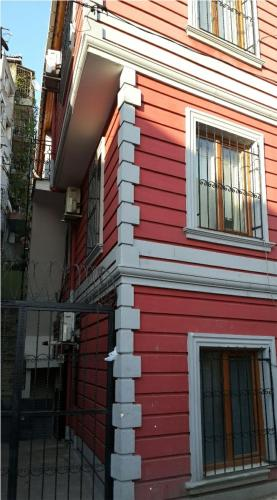 Istanbul CC Guesthouse odalar