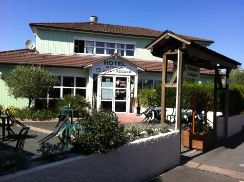 . Fasthotel La Roche-sur-Yon