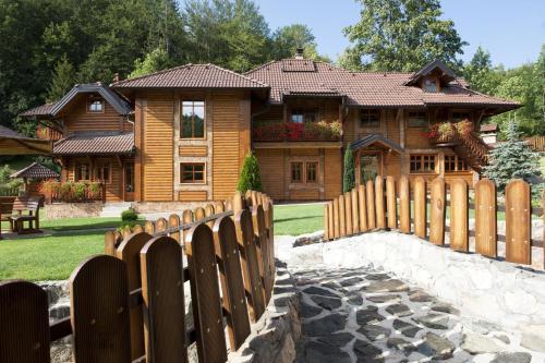 Villa Zlatibor Resort - Accommodation - Zlatibor