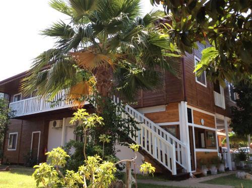 Cıralı Palm Konak Hotel odalar