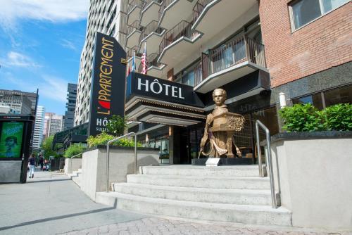 L'Appartement Hôtel Hlavní fotka