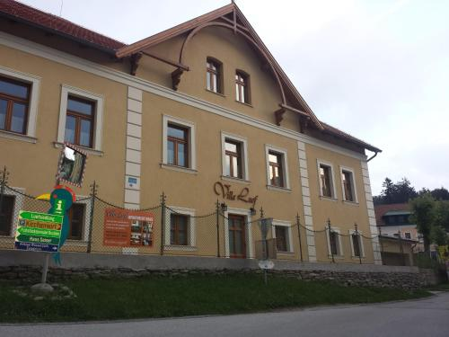 Villa Luef - Apartment - Mönichkirchen Mariensee