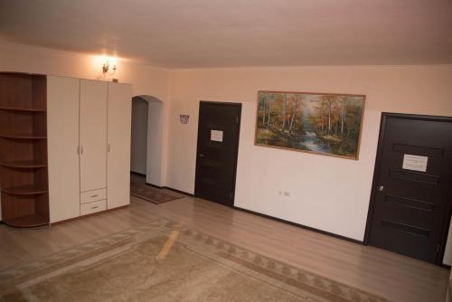 Dos Hostel Almaty Спальное место на двухъярусной кровати в общем номере для мужчин