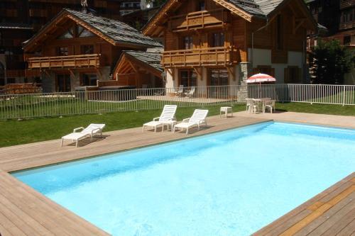 Chalets Faverots Les Deux Alpes