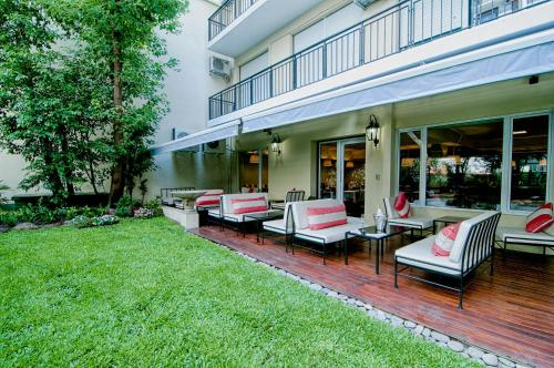 Trianon Residence Recoleta impression