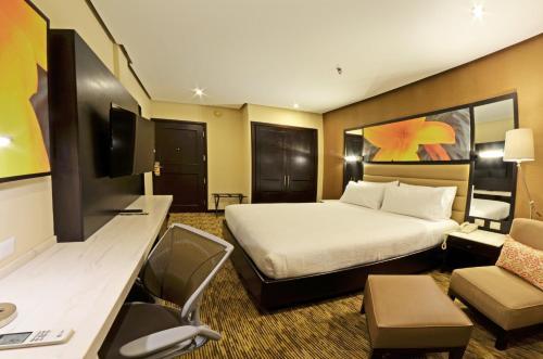 Hilton Garden Inn Guatemala City værelse billeder