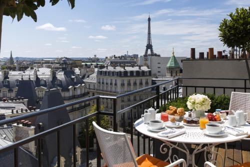Hôtel San Régis - Hôtel - Paris