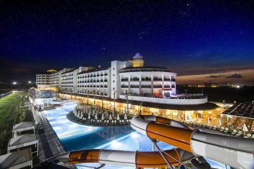 Side Port River Hotel & Spa - Ultra All Inclusive telefon