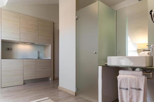Doppel- oder Zweibettzimmer Tinas de Pechon 11