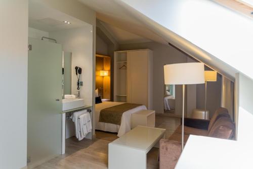 Doppel- oder Zweibettzimmer Tinas de Pechon 10