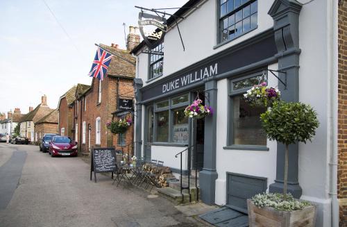 The Street, Ickham, Canterbury, Kent, CT3 1QP.