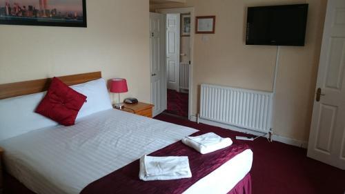 Mulgrave Lodge room Valokuvat