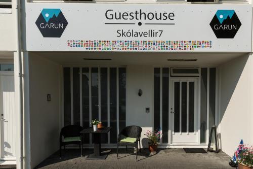 Guesthouse Garun Skolavellir