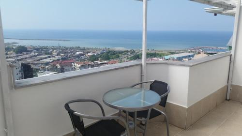 Trabzon Ipek Apart adres