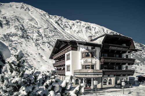 Hotel Jagdhof Obergurgl