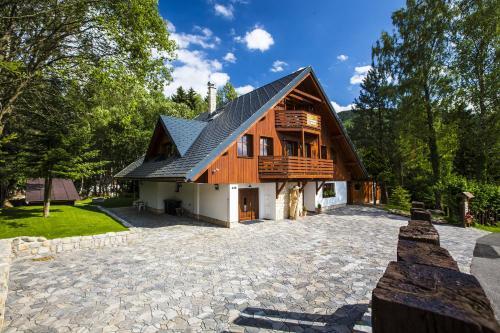 Apartmány Slunce Harrachov
