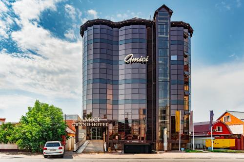 Amici Grand Hotel, Krasnodar, Russia