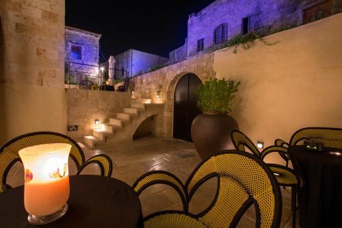 Antifanous 11 & Ippodamou, Medieval Old Town, Rhodes, Greece.
