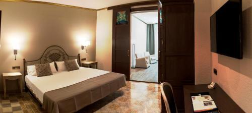 Habitación Familiar con vistas al mar Hotel Diana 1