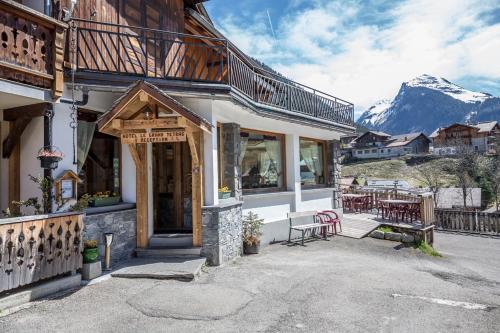 Hotel Le Grand Tetras Morzine