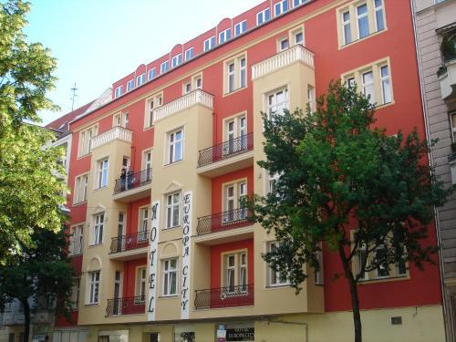Hotel Europa City photo 40