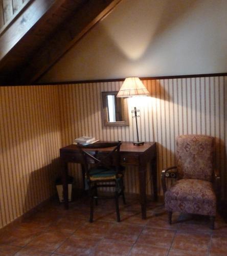 Superior Doppel- oder Zweibettzimmer mit Zugang zum Spa  Hotel Bocalé 13