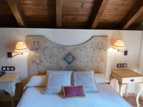 Superior Doppel- oder Zweibettzimmer mit Zugang zum Spa  Hotel Bocalé 16