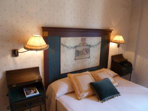 Superior Doppel- oder Zweibettzimmer mit Zugang zum Spa  Hotel Bocalé 2