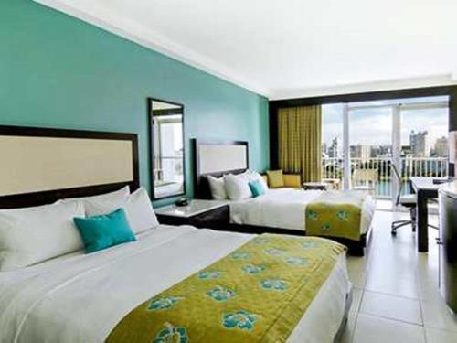 The Condado Plaza Hilton room photos