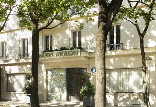 Hôtel Aiglon - Hôtel - Paris